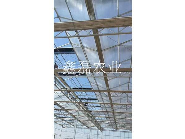 温室顶开窗